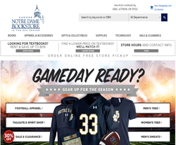 Hammes Notre Dame Bookstore Promo Codes 2018
