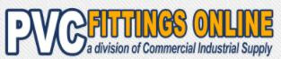 PVC Fittings Online Promo Codes & Deals