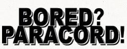 BoredParacord Promo Codes & Deals