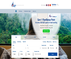 Bangkok Airways Promo Codes 2018