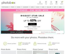PhotoBox Discount Codes 2018