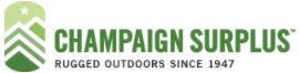 Champaign Surplus Promo Codes & Deals
