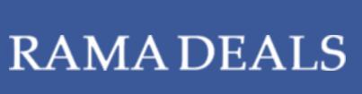 Rama Deals Promo Codes & Deals