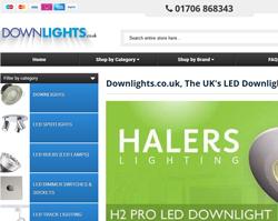 Downlights.co.uk Discount Codes 2018