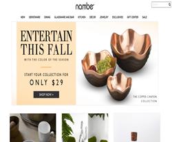 Nambe Promo Code & Coupon 2018
