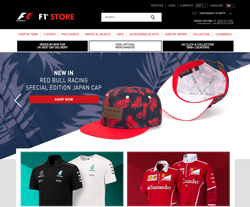 The F1 Store Coupon Codes 2018