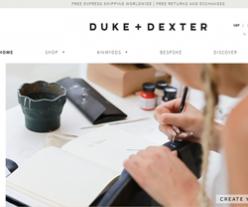 Duke and Dexter Discount Code 2018
