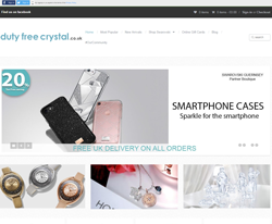Duty Free Crystal Discount Code 2018