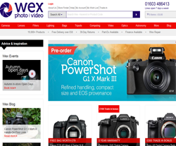 Wex Photo Video Discount Code 2018
