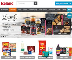 Iceland Foods Voucher Codes 2018