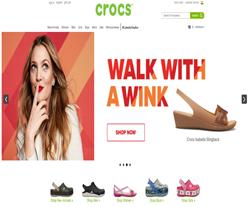 Crocs India Promo Codes 2018