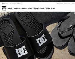 DC Shoes New Zealand Promo Codes 2018