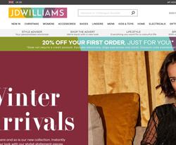 JD Williams UK Discount Code 2018