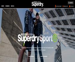 Superdry Australia Promo Codes 2018