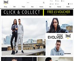 Everlast UK Discount Code 2018