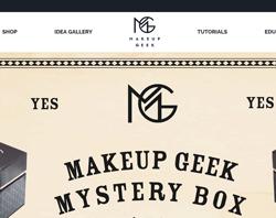 Makeup Geek Promo Codes 2018