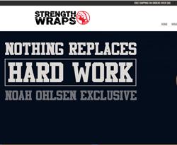 Strength Wraps Promo Codes 2018