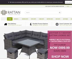 Rattan Garden Furniture Discount Code 2018