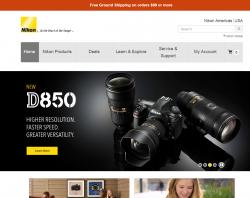 Nikon Promo Codes 2018