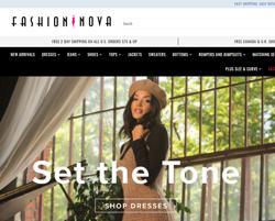 Fashion Nova Discount Codes 2018