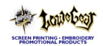 LoweGear Printing coupon code