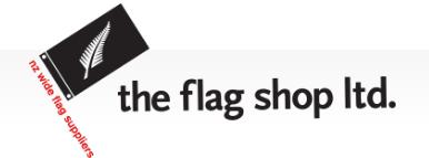 The Flag Shop NZ Promo Codes & Deals