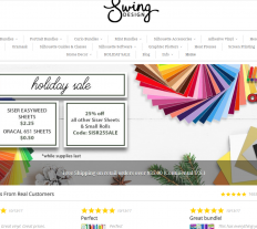 Swing Design Promo Codes 2018