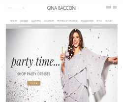 GINA BACCONI Discount Code 2018