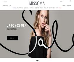 Missoma Discount Code 2018