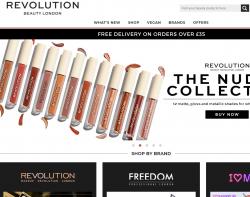 Makeup Revolution Discount Code 2018