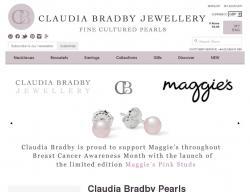 Claudia Bradby Discount Code 2018