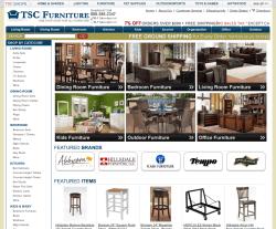 TSC Furniture Coupon 2018