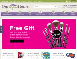Our Pampered Home Promo Codes 2018