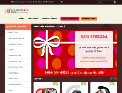 Regalo Casila Coupons 2018