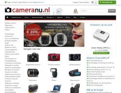 CameraNU.nl Promo Codes 2018