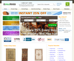eSale Rugs Coupon 2018