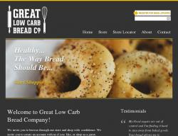 Great Low Carb Bread Company Promo Codes 2018