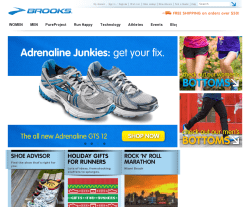 BrooksRunning Promo Codes 2018