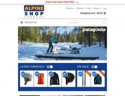 Alpine Shop VT Promo Codes 2018