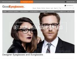 GoodEyeglasses Promo Codes 2018