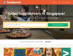 FoodPanda Promo Codes 2018