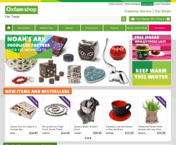Oxfam Shop Promo Code 2018