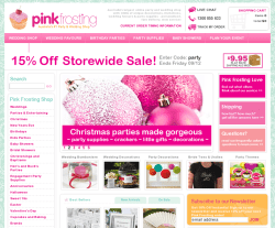Pink Frosting Coupon 2018