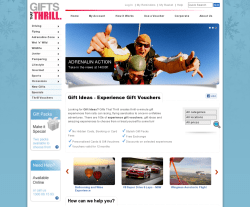 Gifts That Thrill Promo Codes 2018