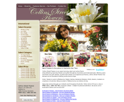Collins Street Flowers Promo Codes 2018