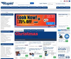 Rapid Electronics Discount Code 2018