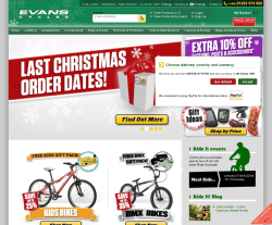 Evans Cycles Promo Code 2018