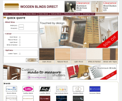 Wooden Blinds Direct Discount Code 2018