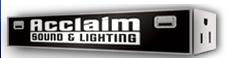 Acclaim Sound and Lighting coupons