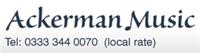 Ackerman Music Discount Code